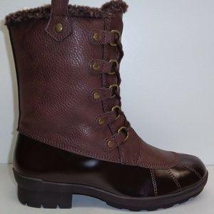 Aerosoles BARRICADE Brown Combo New Womens Boots